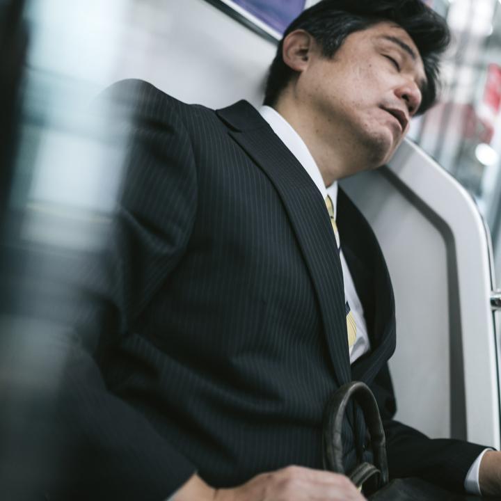 眠れない日本人とその弊害
